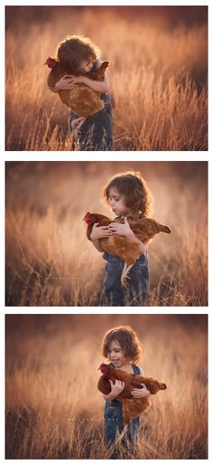 How To Shoot Dreamy Backlit Portraits With Natural Light - outdoor photoshoot, family portraits, golden hour photos, adorable children's photography