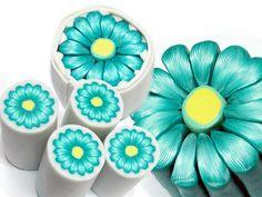 TECNICA MILLEFIORI (MIL FLORES) en Fimo  ¡ Buenos dias !  En otra entrada del blog os enseñamos como hacer varios pastelitos hechos con la p...