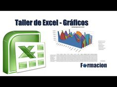 Manual sobre los gráficos en Excel - Taller de Excel - YouTube
