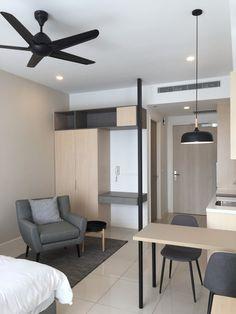 20 Best Studio Interior Design Malaysia Images Small Apartment Interior Apartment Interior Design Studio Interior