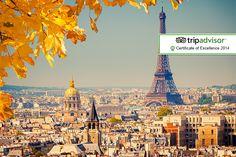 2-3nt Central Paris & Flights