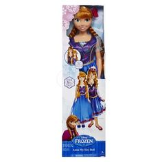 Only At Target Disney Frozen My Size Anna Doll $59.99