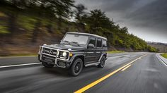 2013 Mercedes-Benz G63 AMG. Yes please!!