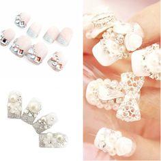 Nail for brides