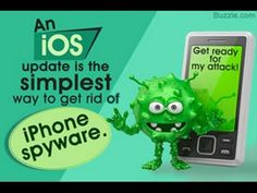 How to Detect and Remove Spyware from Your iPhone - YouTube