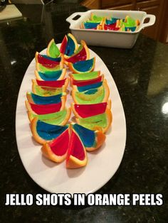 A New Way To Make JELLO Shots