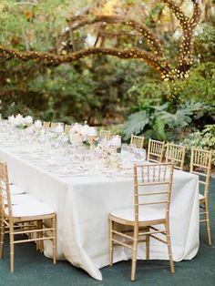 Featured photographer: Merari Photography; wedding reception idea