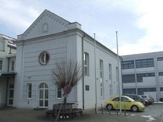 Ehemalige Synagoge in Oberwart