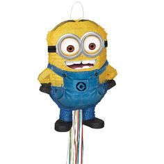 Despicable Me Minion Pi��ata (Bob), Pull String