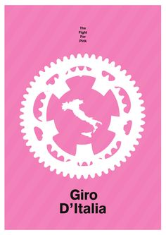 Giro d'Italia by StevieCarnieDesign on Etsy… Cycling Art, Cycling Jerseys, Bike Poster, Bicycle Race, Bike Art, Retro, Poster Prints, Posters, Graphics
