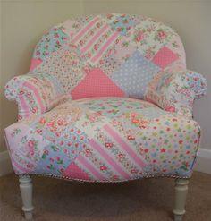 Cath Kidston Antique Patchwork Armchair