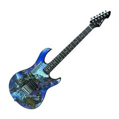 Guardians of the Galaxy Rockmaster Electric Guitar - Peavey Electronics - Guardians of the Galaxy - Musical Instruments at Entertainment Earth
