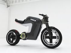 springtime.nl portfolio-view bolt-electric-bike-concept