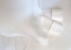 MarinaC - PURE WHITE collection - JACKIE sham detail - shop.marinac.it  #marinacmilano