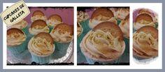 Buenas tardes.. LA merienda que os propongo hoy son....CUPCAKES DE GALLETA. Aquí os dejo el link para que veais mas cosas. http://misdulcespasiones.blogspot.com/2014/10/cupcakes-de-galleta.html