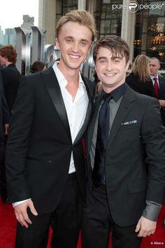 Tom and Daniel