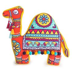 Snuggle up to this colourful companion everyday. This kitschy plush cushion adds a bit of colour and spunk to your home, and also gives the best hugs. Add a little fun to your favourite spaces with it today. Rajasthani Painting, Rajasthani Art, Bengali Art, Madhubani Art, Madhubani Painting, Indian Art Paintings, Colorful Paintings, Pichwai Paintings, Cushions Online