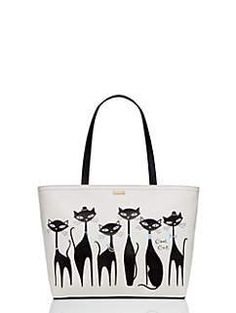 jazz things up cool cat francis by kate spade new york