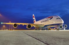 First-British-Airways-A380-rolls-out-of-the-hangar.jpg (5229×3486)