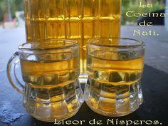 CONSERVAS Y LICORES CASEROS DE LA A- A LA -Z Alcohol, Shot Glass, Beer, Tableware, Juices, Preserve, Cream Liqueur, Homemade Liquor, Drink Recipes