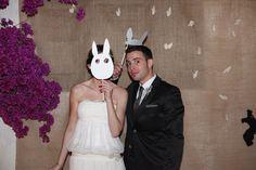 Photobooth personalizado para la boda de Laura&Julio *yodeBlancoytudeNegro*
