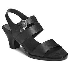 783dd45fb85 Cultured Multi-Band Buckle Closure Heeled Sandal
