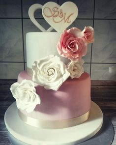wedding cake ♡♡♡