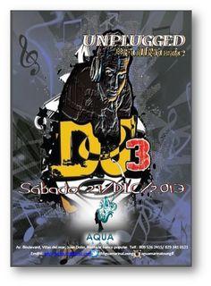 21/12/13 Dj3sc @AguamarinaLoung #AquaBar