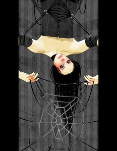 Spidery by Jason Levesque (aka Stuntkid)