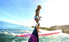 Surfing holidays is a surfing vlog with instructional surf videos, fails and big waves Sup Stand Up Paddle, Offshore Wind, Sup Yoga, Standup Paddle Board, Sup Surf, Learn To Surf, Summer Dream, Pink Summer, Big Waves