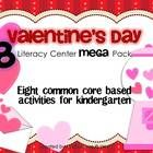These common core based literacy centers are a wonderful way to celebrate Valentine's Day while providing rigorous, standard-based practice for you...