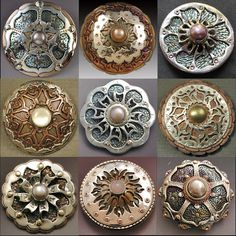 Creating Unique & Original Mixed Metal Jewels: The ever changing Metal Mandala - Jima & Carlie Abbott