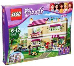 LEGO  Friends - Dom Olivii #lego #friends