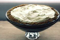 key lime pie -- the world's best dessert Graham Cracker Crust, Graham Crackers, American Test Kitchen, Tart Filling, Potluck Recipes, Yummy Recipes, Key Lime Pie, Fun Desserts, Sweet Tooth