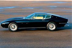 #Maserati Ghibli SS Coupè del 1967
