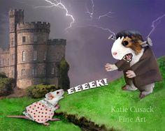 Franken-Piggy!    https://www.etsy.com/listing/130923396/fantasy-pet-print-illustration-8x10?ref=shop_home_active