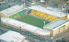 Carrow Road - Norwich - Norwich City