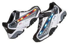67339edac61946 My hubby thinks these Light Saber shoes are a must have for our 5