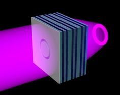 The better to see you with: Scientists build record-setting metamaterial flat lens. The easy-to-build lens could lead to improved photolithography, nanoscale manipulation and manufacturing, and even high-resolution three-dimensional imaging, as well as a number of as-yet-unimagined applications.