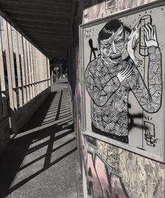 Oakland scribbles by troy_lovegates