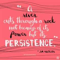 Don't give up. #ITwisewords #wisewords #inspiration #quote #JimWatkins