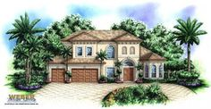 Montecito+II+Home+Plan+by+Weber+Design+Group