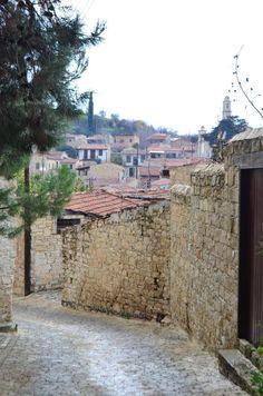 Cyprus - Lophou village
