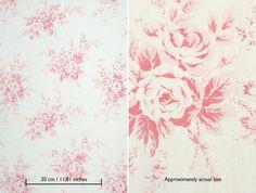 Cabane-Rose, Rouge on White