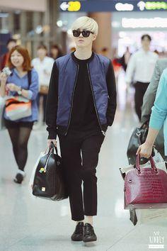 140903- EXO Suho (Kim Joonmyun)