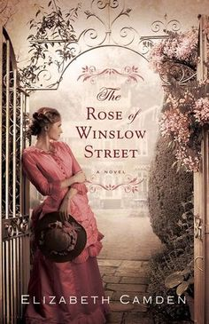 The Rose of Winslow Street by Elizabeth Camden. 3.5 stars. quite enjoyable historical fiction with a bit of romance btwn the main characters. great weekend read because it's quick & light. i chose this one after having read a good stretch of heavy & darkish reads. books, novel, historical fiction. book read 2014. novel