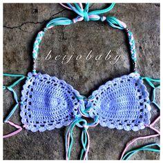 Hawaiian Kat bikini by beijobaby   Etsy