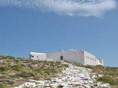 Monastery of Zoodohos Pigi,Sikinos #mysteriousgreece