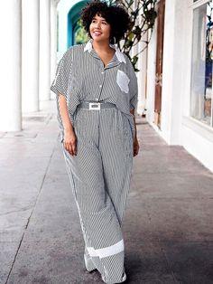 Outfit | Pajama pants japan style | Verdementa Blog Curvy