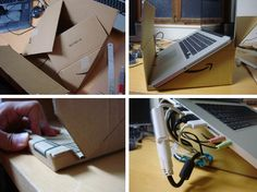 MAKEDO - find - create - play - share - inspire - WEEKEND PROJECT: Laptop Stand